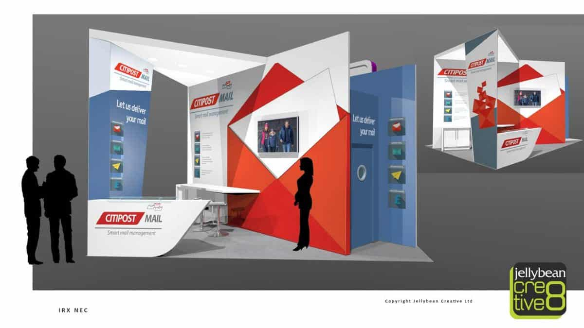 Internet Retailing Expo IRX Citipost Parcels & Logistics NEC