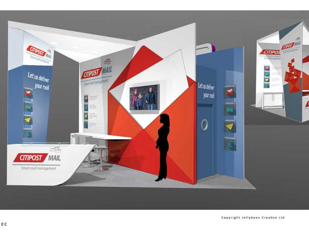 Citipost Parcels – Internet Retailing Expo IRX NEC Birmingham