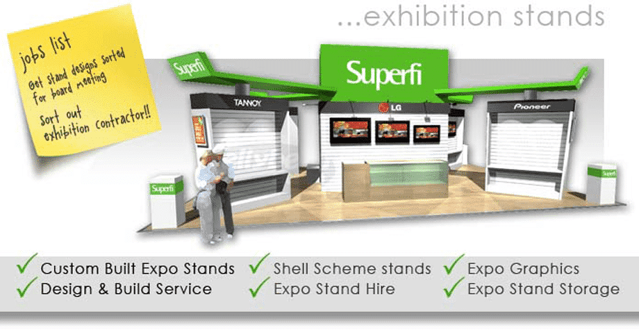 Exhibition Stand Agency : Exhibition stands stand design builders uk