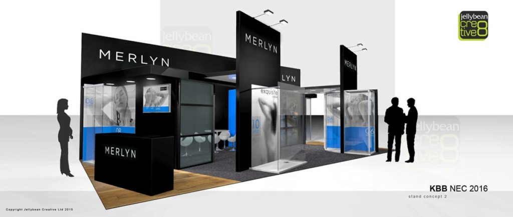Merlyn Showers Bathrooms KBB Birmingham UK