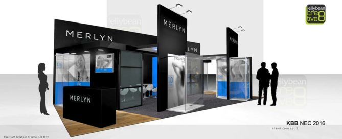 Merlyn Showers Bathrooms KBB Birmingham UK