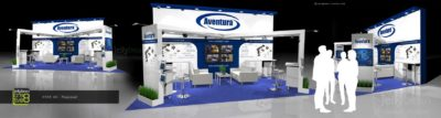 Aventura CCTV Security Show IFSEC ExCel London