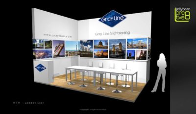 Worl Travel market WTM Grayline London ExCel