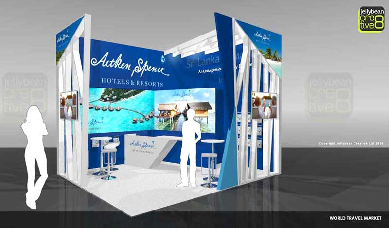 Exhibition Stand Suppliers : Exhibition stand manufacturers design