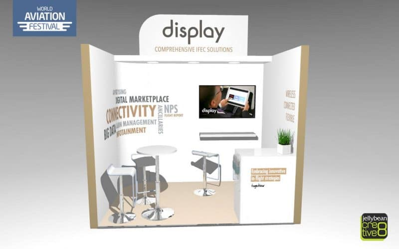 Exhibition Stand Design for Display Interactive London UK